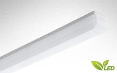 EURO-LINE Aqua LED - LED Feuchtraumleuchte-Wannenleuchte, LED Anbauleuchte