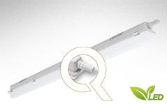 PAC-D LED EL Feuchtraumleuchte und Leuchte höherer Schutzart mit IP65