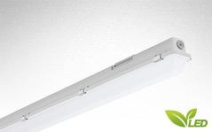PAC-D LED HP - High Performance LED Feuchtraumleuchte und Leuchte höherer Schutzart mit IP65