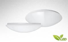 RKF, Fluolite LED Wandleuchte und Deckenleuchte - Stylisch, Flacher, Heller.