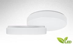 RKF-Z, Fluolite LED Wandleuchte und Deckenleuchte - Stylisch, Flacher, Heller.