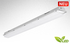 PAC-D MaXX – LED HighBay Feuchtraumleuchte IP 65