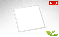 LED Panelleuchte – LED Panel Einlege- / Abhängeleuchte