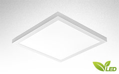 LED Panel Anbauleuchte