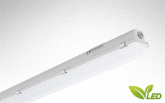 LED Feuchtraum-Wannenleuchte «High Performance»