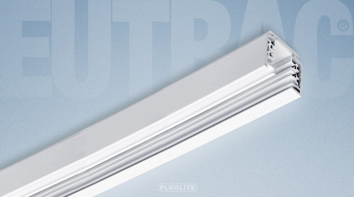 fluolite licht leuchten eutrac stromschienen strahler. Black Bedroom Furniture Sets. Home Design Ideas